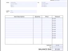 Job Work Invoice Format Under Gst Pdf