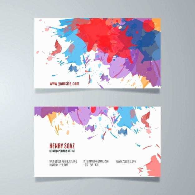 93 Free Printable Business Card Template Paint Net Photo for Business Card Template Paint Net