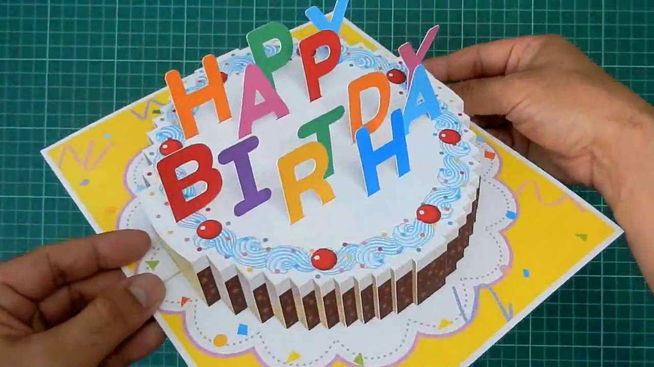 93 How To Create Happy B Day Card Templates Youtube Formating by Happy B Day Card Templates Youtube