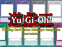 93 Online Card Template Yugioh Layouts by Card Template Yugioh