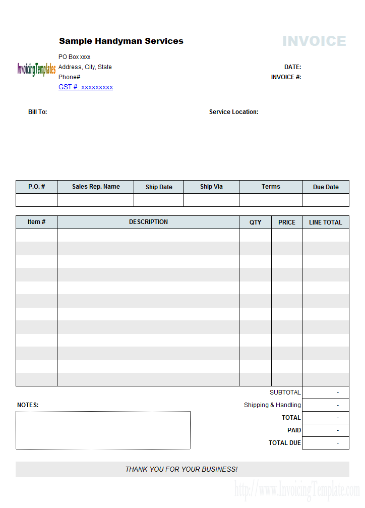 93 Online Invoice Template Mac Templates with Invoice Template Mac