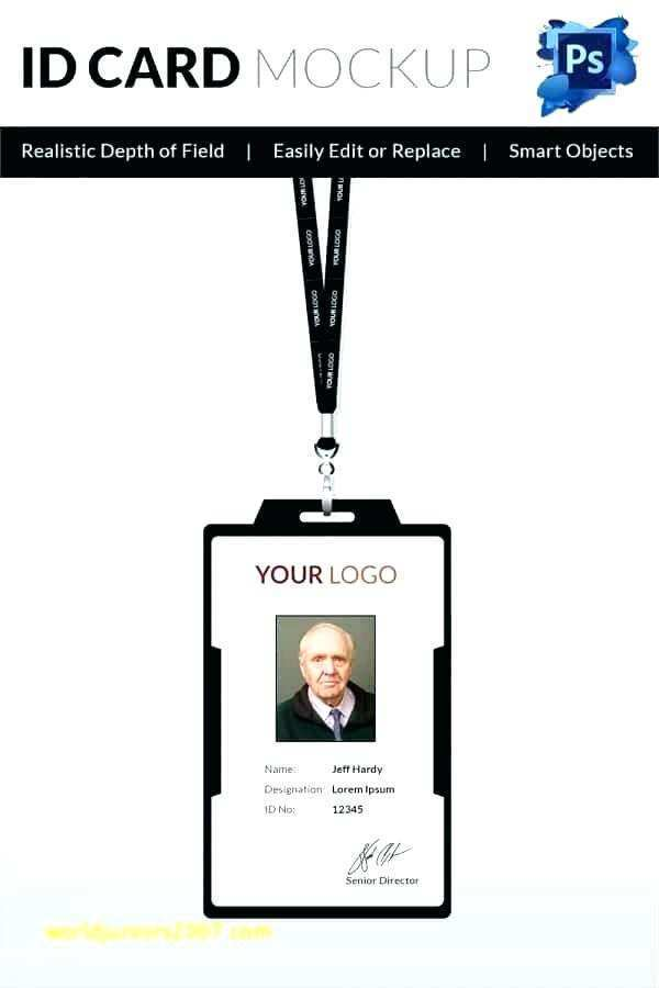 93 Online Student Id Card Template Vector in Word by Student Id Card Template Vector