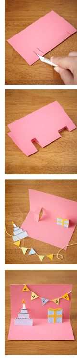 93 Pop Up Birthday Card Tutorial Easy Layouts for Pop Up Birthday Card Tutorial Easy