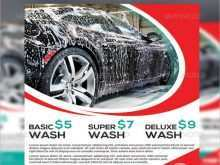 93 Standard Car Wash Flyer Template Free With Stunning Design for Car Wash Flyer Template Free
