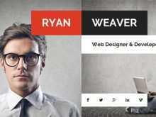 93 The Best Vcard Web Template Free For Free with Vcard Web Template Free