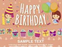 93 Visiting Happy Birthday Card Templates To Print in Word by Happy Birthday Card Templates To Print