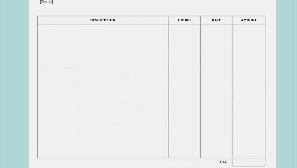 94 Adding Australian Personal Invoice Template Formating for Australian Personal Invoice Template