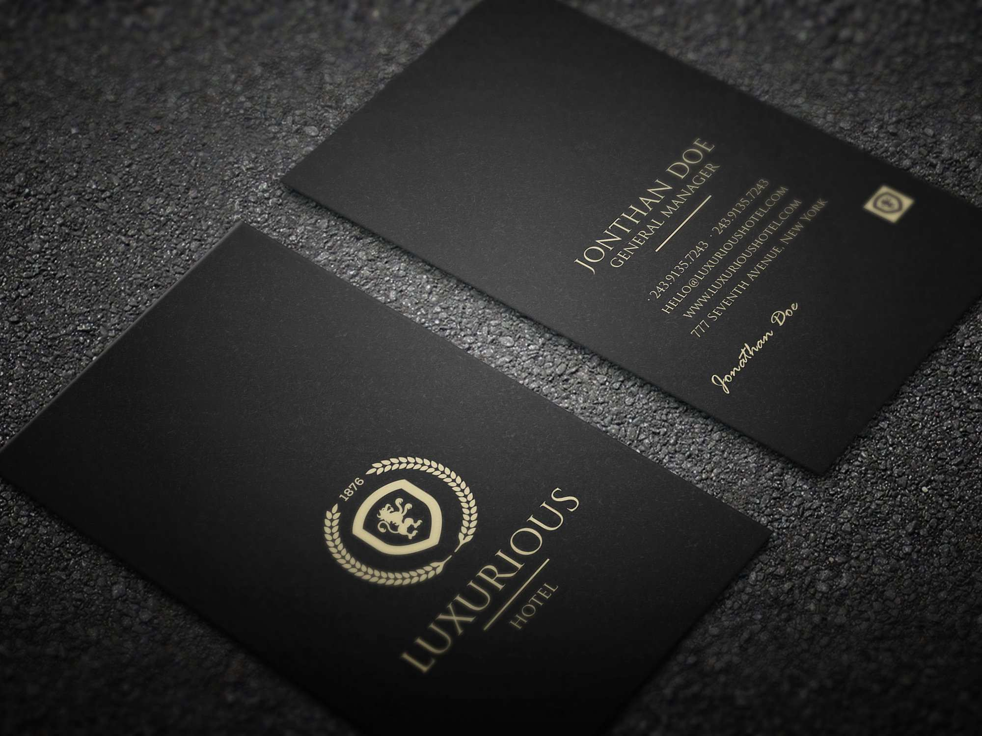 94 Best Business Card Template Luxury Maker for Business Card Template Luxury