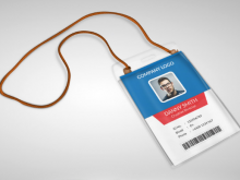 94 Best Download Template Id Card Gratis Maker with Download Template Id Card Gratis