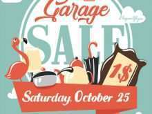 94 Best Garage Sale Flyer Template for Ms Word with Garage Sale Flyer Template