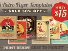 94 Best Vintage Flyer Template Maker by Vintage Flyer Template