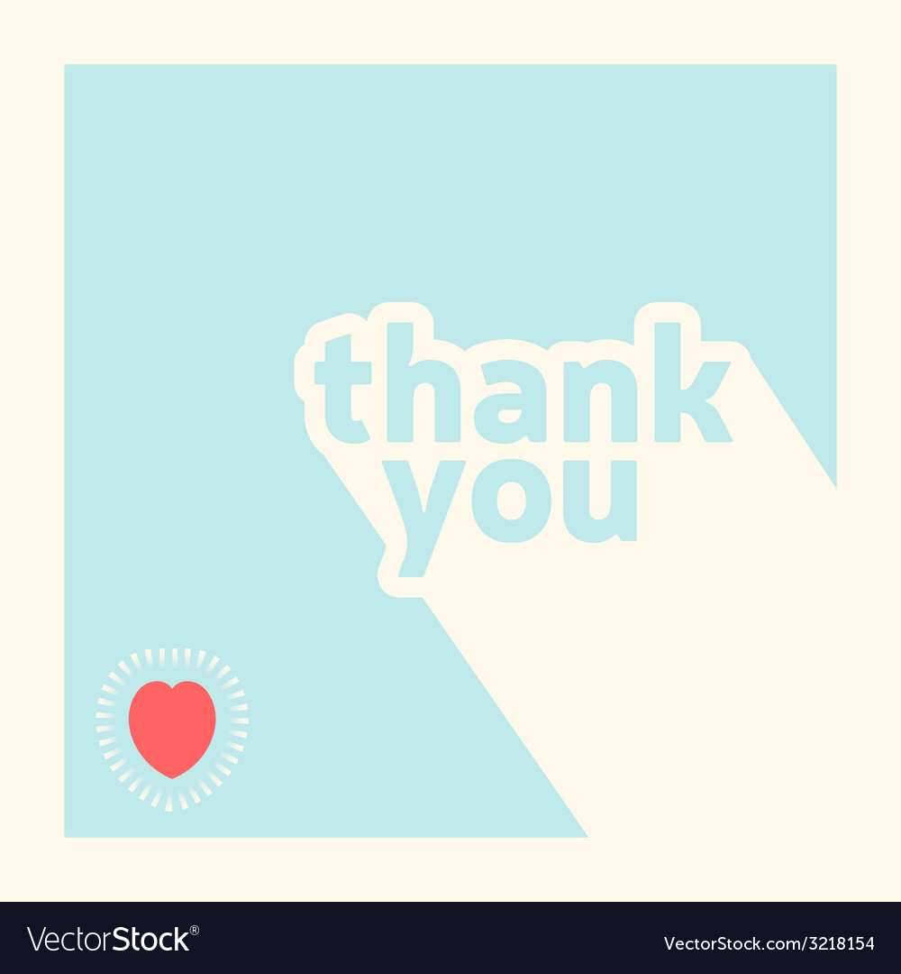 94 Blank Adobe Illustrator Thank You Card Templates Formating with Adobe Illustrator Thank You Card Templates