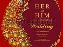 94 Create Indian Wedding Card Templates Hd Now with Indian Wedding Card Templates Hd