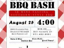 94 Creating Bbq Flyer Template Download with Bbq Flyer Template