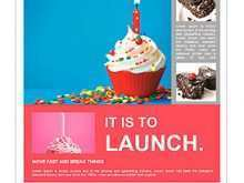 94 Creating Cupcake Flyer Template For Free by Cupcake Flyer Template