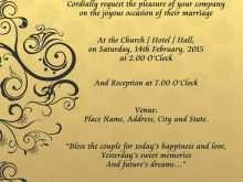94 Customize Invitation Card Name Format Photo for Invitation Card Name Format