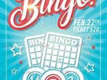 94 Format Bingo Flyer Template Free Photo for Bingo Flyer Template Free