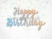 94 Free Birthday Card Template Modern for Ms Word for Birthday Card Template Modern
