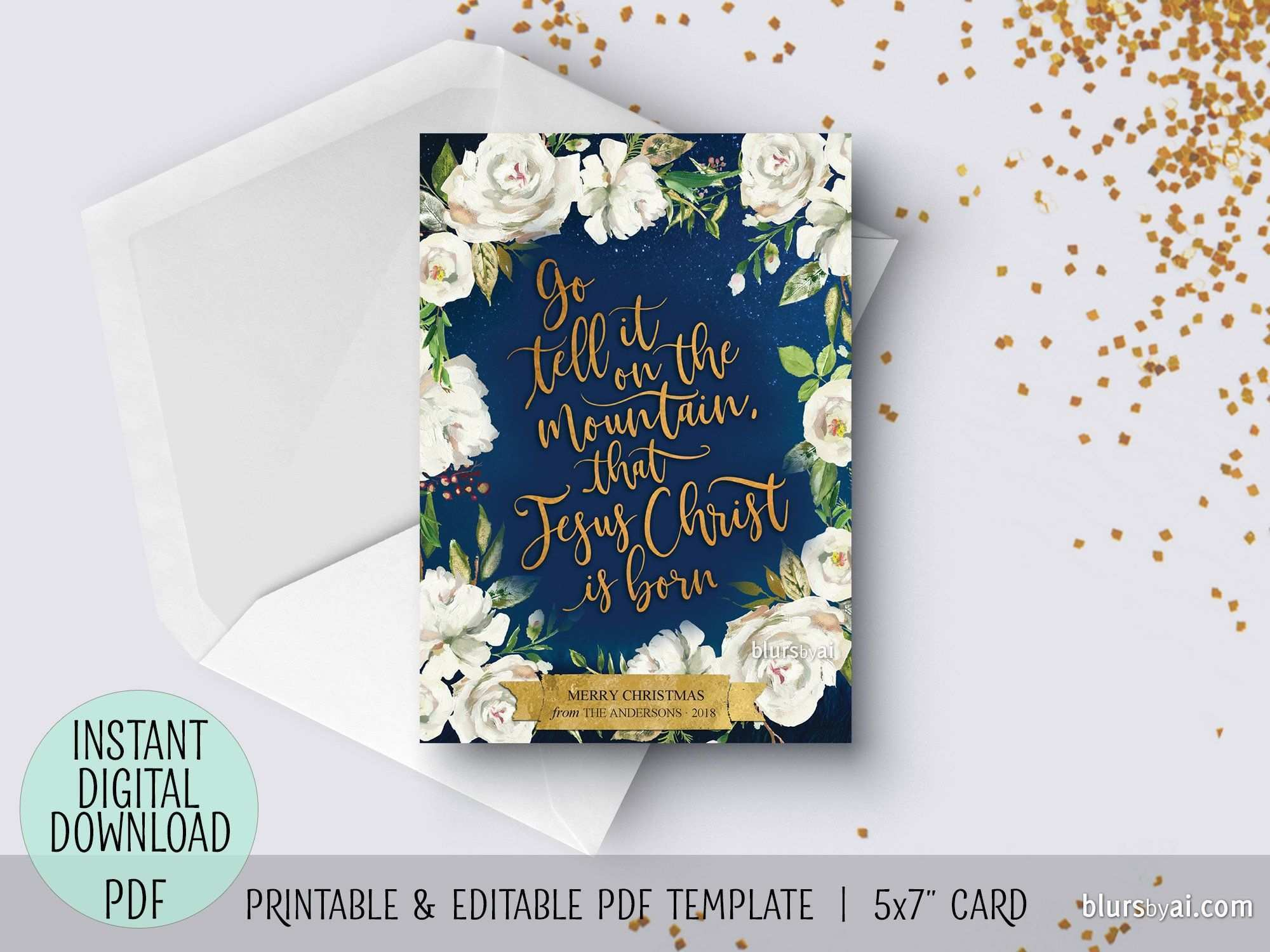 94 Free Do It Yourself Christmas Card Templates Layouts with Do It Yourself Christmas Card Templates