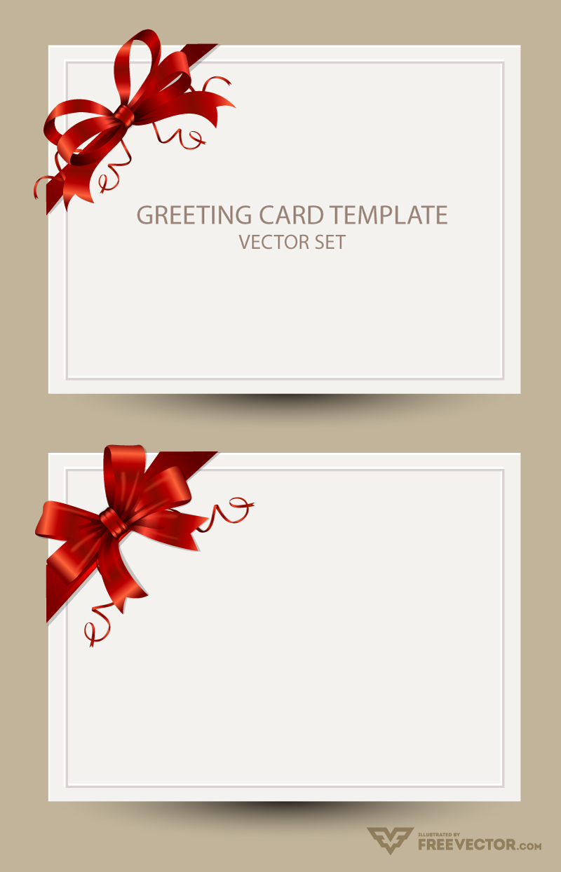 Greeting Card Psd Template Free Download Cards Design Templates