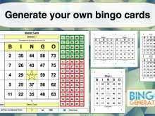 94 Online Bingo Card Template 5X5 Now by Bingo Card Template 5X5