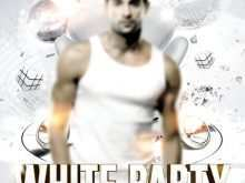 94 Printable All White Party Flyer Template Free for Ms Word with All White Party Flyer Template Free