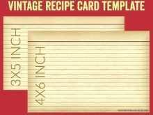 94 Printable Christmas Recipe Card Template For Mac Layouts for Christmas Recipe Card Template For Mac