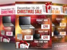 94 Report Christmas Sale Flyer Template Layouts by Christmas Sale Flyer Template