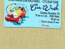 94 Standard Car Wash Fundraiser Flyer Template Word With Stunning Design with Car Wash Fundraiser Flyer Template Word