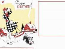 94 The Best Christmas Card Templates For Photos Layouts for Christmas Card Templates For Photos