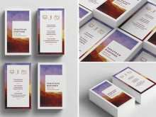 94 Visiting Business Card Print Template Indesign in Word for Business Card Print Template Indesign