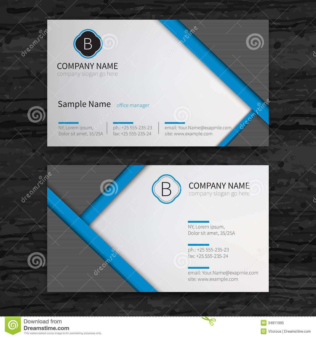 94 Visiting Business Card Template Eps Free Download Layouts by Business Card Template Eps Free Download