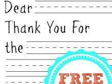 94 Visiting Colour In Thank You Card Template Formating for Colour In Thank You Card Template