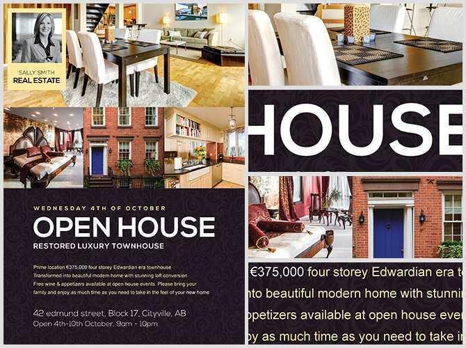95 Best Business Open House Flyer Template Maker by Business Open House Flyer Template