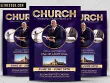 95 Best Church Flyers Templates With Stunning Design by Church Flyers Templates