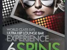 95 Best Club Flyer Templates Maker with Club Flyer Templates