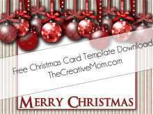 95 Create Christmas Card Templates Download Photo by Christmas Card Templates Download