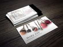 95 Create Mary Kay Business Card Template Download Formating with Mary Kay Business Card Template Download