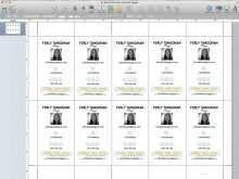95 Creating Business Card Template On Pages for Ms Word by Business Card Template On Pages