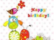 95 Creating Happy Birthday Card Templates Free Formating with Happy Birthday Card Templates Free