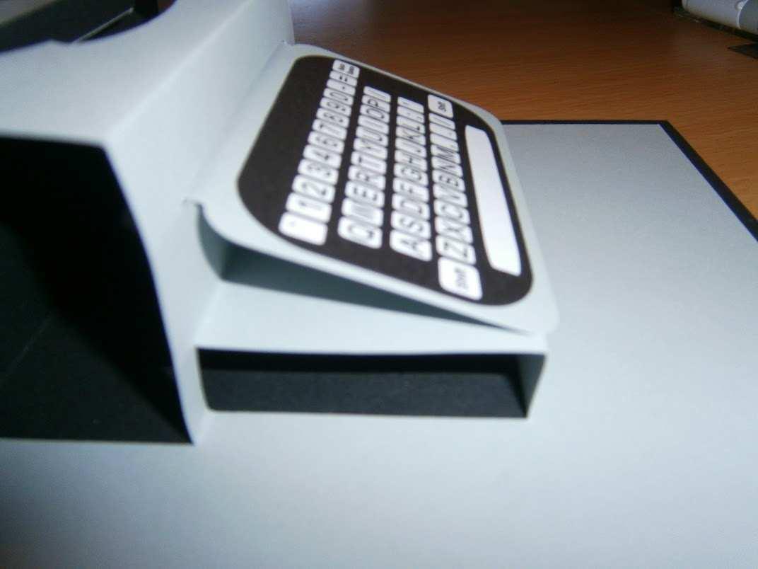 95 Customize Our Free Typewriter Pop Up Card Template in Photoshop with Typewriter Pop Up Card Template
