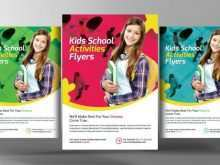 95 Format Education Flyer Templates for Ms Word with Education Flyer Templates