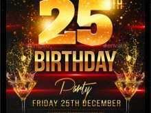 95 Free Birthday Invitation Flyer Template Photo with Birthday Invitation Flyer Template