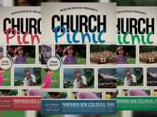 95 Free Church Picnic Flyer Templates in Photoshop for Church Picnic Flyer Templates