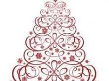95 Free Printable Avery Christmas Card Template for Ms Word with Avery Christmas Card Template