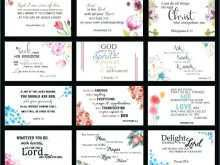 95 Online Card Verse Template Layouts by Card Verse Template
