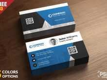 Visiting Card Design 2018 Online