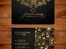 95 Printable Business Card Template Luxury Formating by Business Card Template Luxury