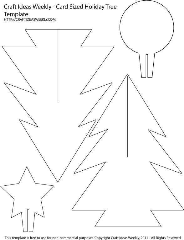 95 Standard Christmas Card Tree Template Layouts for Christmas Card Tree Template