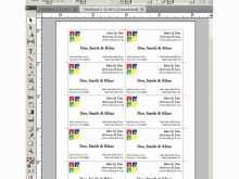 95 The Best Business Card Templates Indesign Download for Business Card Templates Indesign